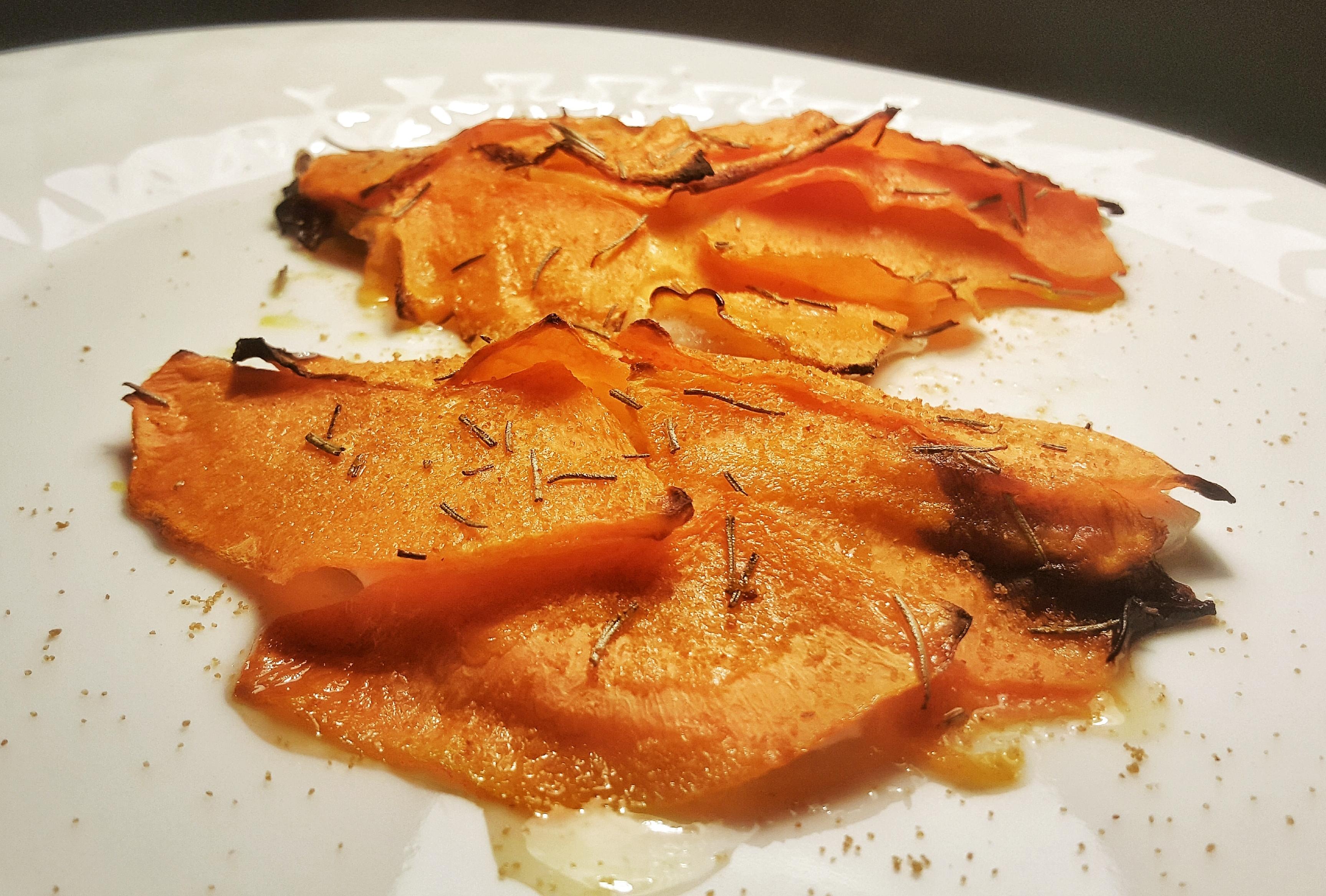 Ricette Orata E Zucca.Orata In Crosta Di Zucca Con Bottarga In Polvere Chefbodylab